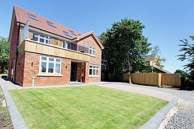 Thumbnail Detached house for sale in Birchwood Drive, Barton Lane, Barrow-Upon-Humber, Lincolnshire