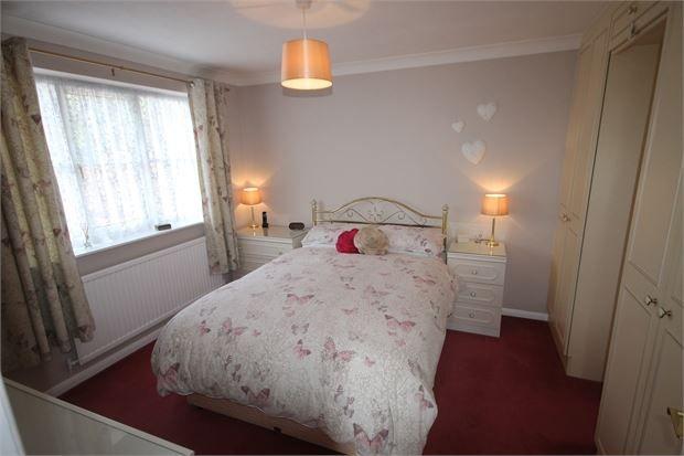 Bedroom One of Catkin Way, Balderton, Newark, Nottinghamshire. NG24