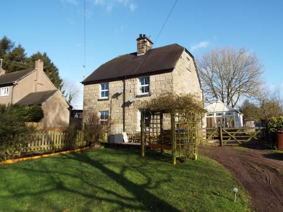 Thumbnail Semi-detached house for sale in Croxden Cottages, Croxden, Uttoxeter, Staffordshire