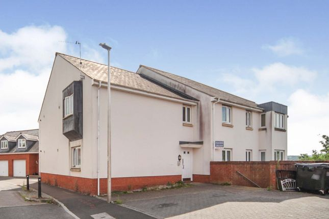 1 bed flat for sale in Oakfields, Tiverton EX16
