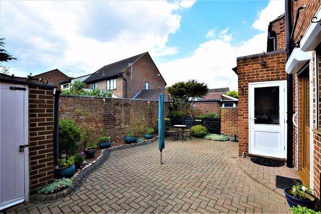 Rear Garden of Albert Close, North Grays, Essex RM16