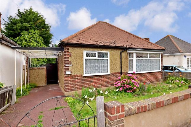 Thumbnail Detached bungalow for sale in Gerrard Avenue, Rochester, Kent