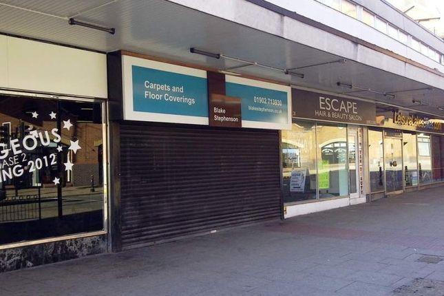 Thumbnail Retail premises to let in 30 School Street Wolverhampton, West Midlands
