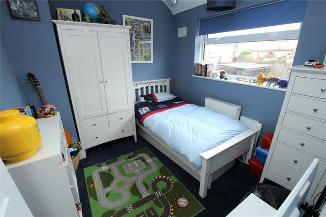 Bedroom Two of Orchard Rise East, Sidcup, Kent DA15