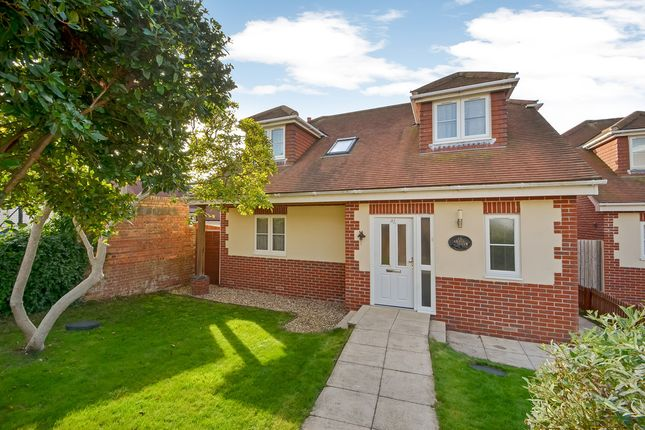 Thumbnail Detached house for sale in Solent Road, Drayton, Portsmouth
