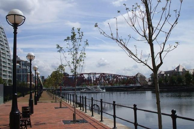 External of City Loft, The Quays, Salford Quays M50
