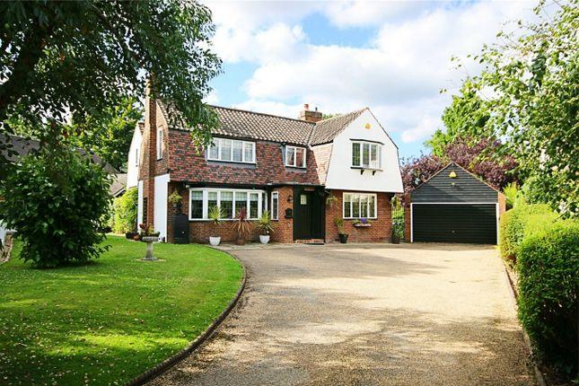 Thumbnail Detached house for sale in 23 The Forebury, Sawbridgeworth, Hertfordshire