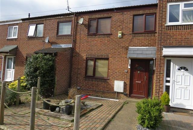 Thumbnail Terraced house to rent in Buttercup Close, Carlton Colville, Lowestoft