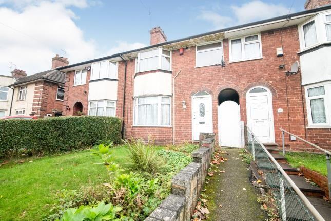 Thumbnail Terraced house for sale in West Boulevard, Quinton, Birmingham, West Midlands
