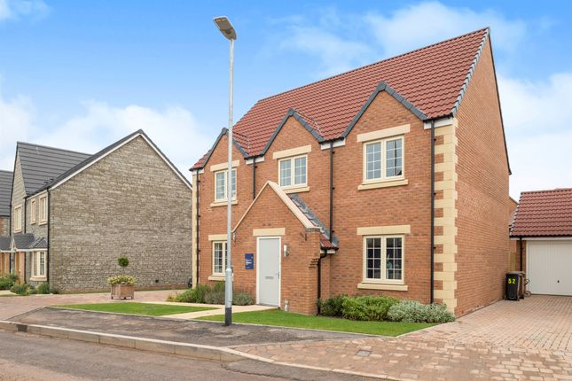 Thumbnail Detached house for sale in Wand Road, Wells