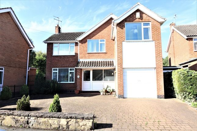 Thumbnail Detached house for sale in Hillsford Close, Wollaton, Nottingham