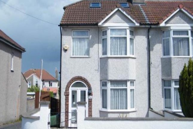 Thumbnail End terrace house to rent in Mackie Road, Filton, Bristol