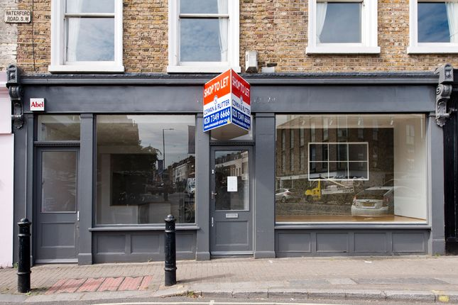 Thumbnail Retail premises to let in Waterford Road, Fulham