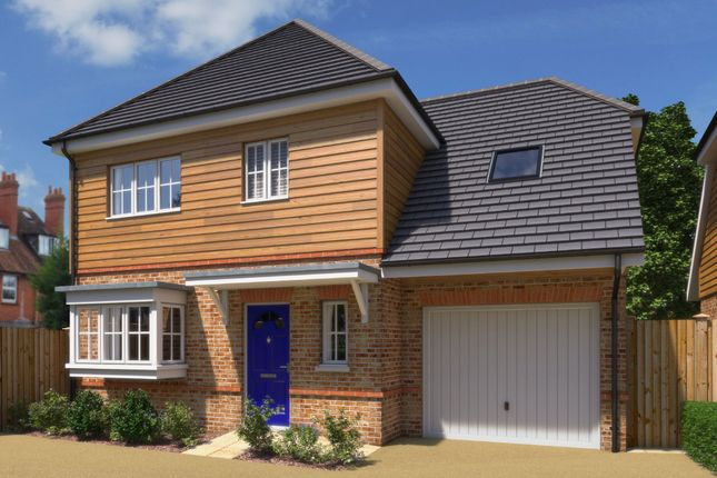 Thumbnail Detached house for sale in Cromwell Road, Newbury