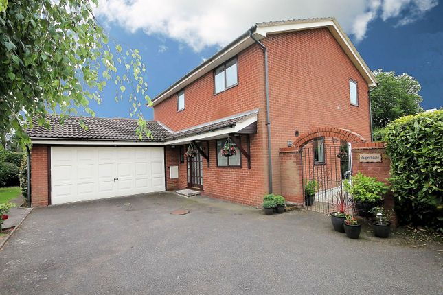 Thumbnail Detached house for sale in Chapel House, Edge Hill, Wood End