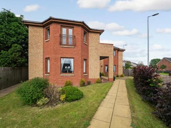 Thumbnail Detached house for sale in Martyn Street, Airdrie, North Lanarkshire