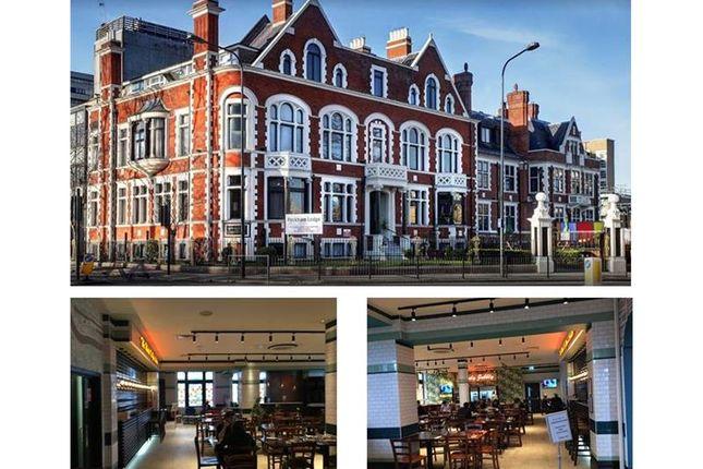 Thumbnail Restaurant/cafe to let in Best Western Hotel (Ground Floor Restaurant), 110, Peckham Road, London, London