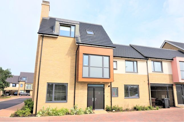Thumbnail Link-detached house for sale in Endeavour Way, Colchester