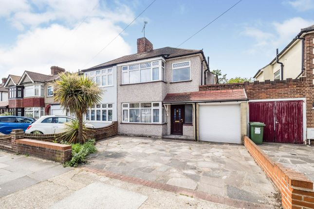 3 bed semi-detached house for sale in Albany Road, Hornchurch RM12