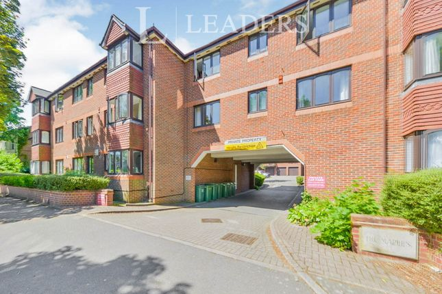 Thumbnail Flat to rent in Granville Road, St.Albans