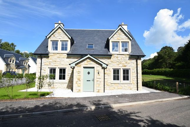 Thumbnail Detached house for sale in Moorlands, Manse Road, Symington, Biggar