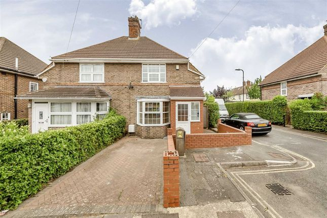 Thumbnail Property to rent in Norman Way, London