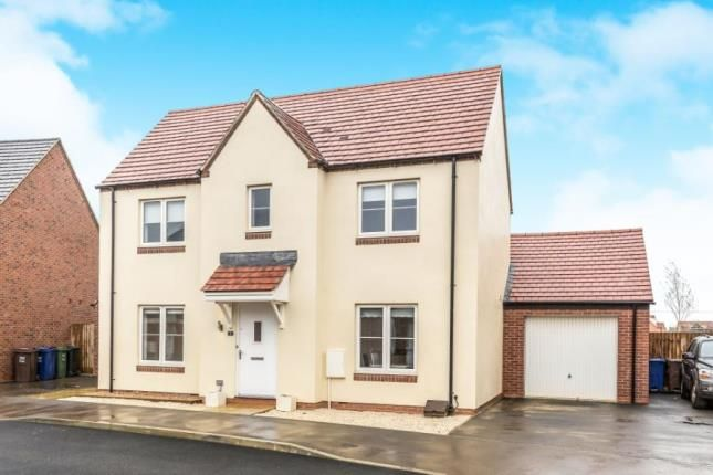 Thumbnail Detached house for sale in Chaffinch Way, Bodicote, Banbury, Oxfordshire