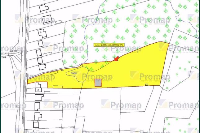 Thumbnail Land for sale in Frog Grove Lane, Wood Street Village, Guildford, Surrey
