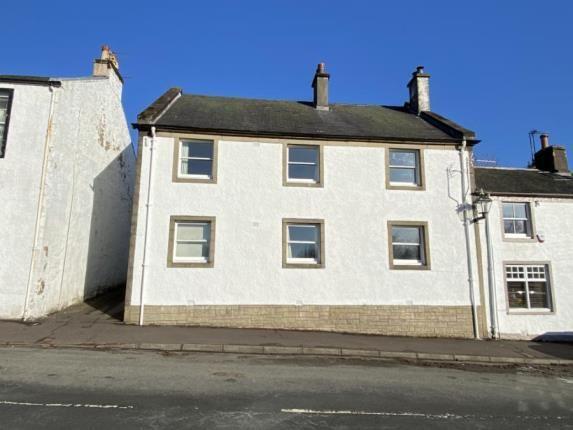 Thumbnail Flat for sale in Polnoon Street, Eaglesham, East Renfrewshire