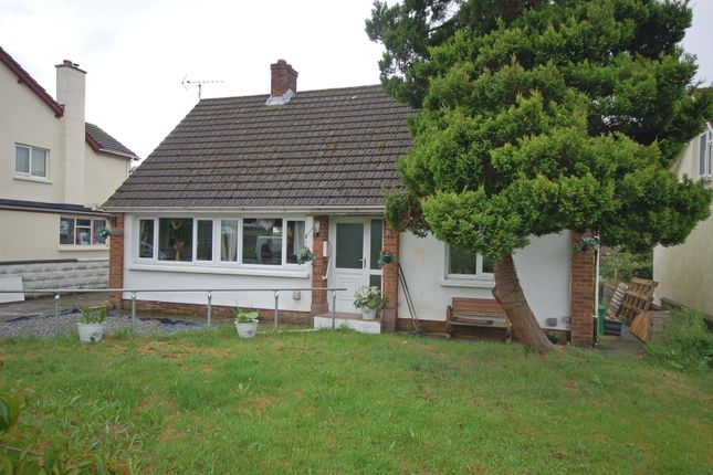 Thumbnail Detached bungalow for sale in Penrhyncoch, Aberystwyth