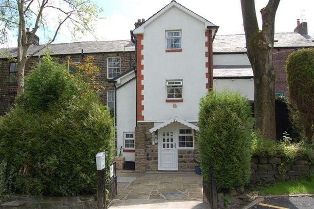 Thumbnail Terraced house to rent in Back Lee Street, Uppermill, Saddleworth