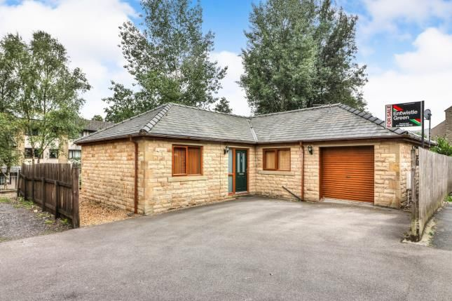 Thumbnail Bungalow for sale in Burnley Road East, Waterfoot, Rossendale