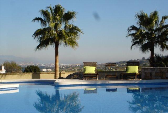 Pool And Views To Málaga