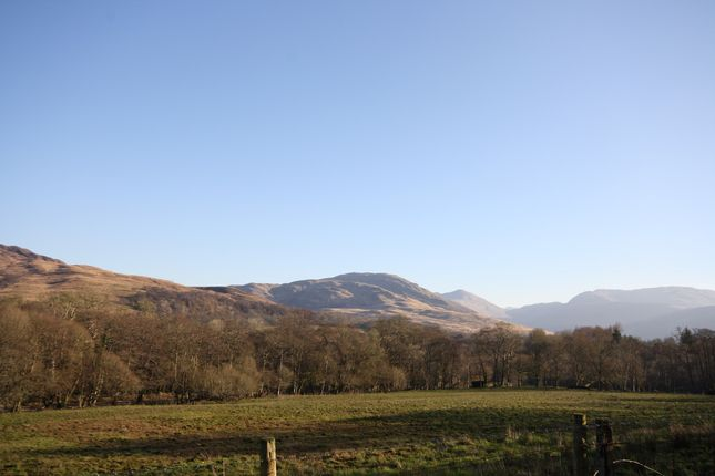 Thumbnail Land for sale in South Of Blarchasaig Farm, Appin