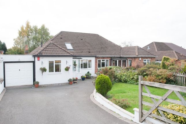 Thumbnail Semi-detached bungalow for sale in Plants Brook Road, Walmley, Sutton Coldfield