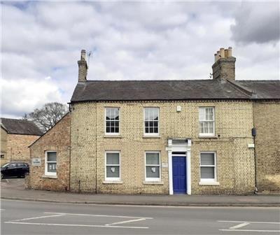 Thumbnail Office for sale in High Street, Cottenham, Cambridge, Cambridgeshire