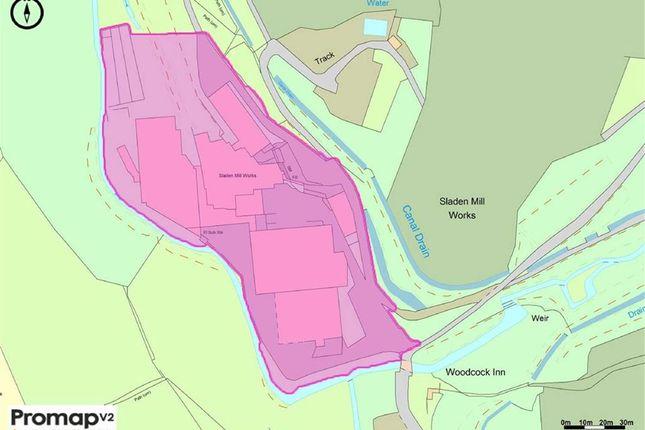 Thumbnail Land for sale in Halifax Road, Littleborough