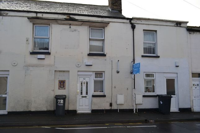 Thumbnail Terraced house to rent in Tredworth Road, Tredworth, Gloucester