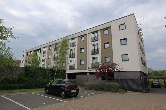 Thumbnail Flat for sale in Calverly Court, 5 Paladine Way, Coventry, West Midlands