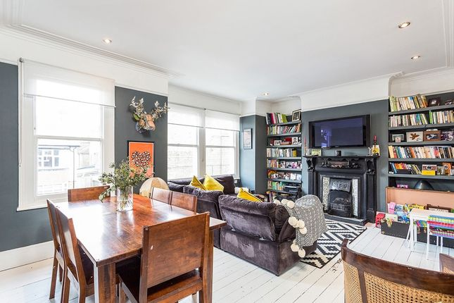 Thumbnail Flat for sale in Derwentwater Road, London