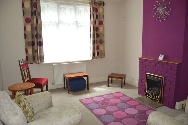 Thumbnail Flat to rent in Quarry View, Camp Hill, Newport