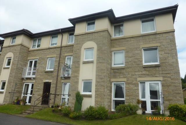 Thumbnail Flat to rent in Eccles Court, Stirling