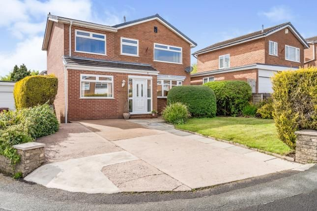 4 bed detached house for sale in Darvel Close, Breightmet, Bolton, Greater Manchester BL2