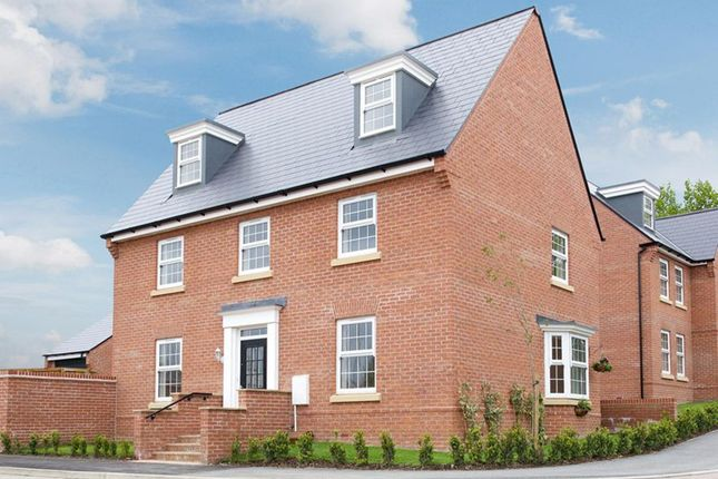 "Thumbnail Detached house for sale in ""Maddoc"" at Driffield Road, Beverley"