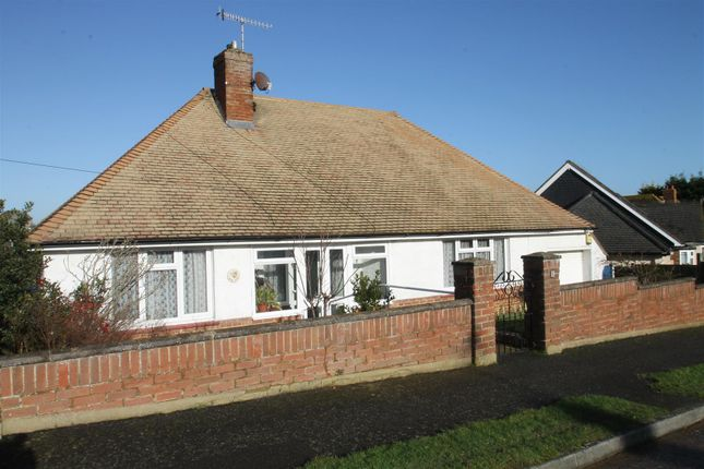 Thumbnail Detached bungalow for sale in Second Avenue, Bexhill-On-Sea