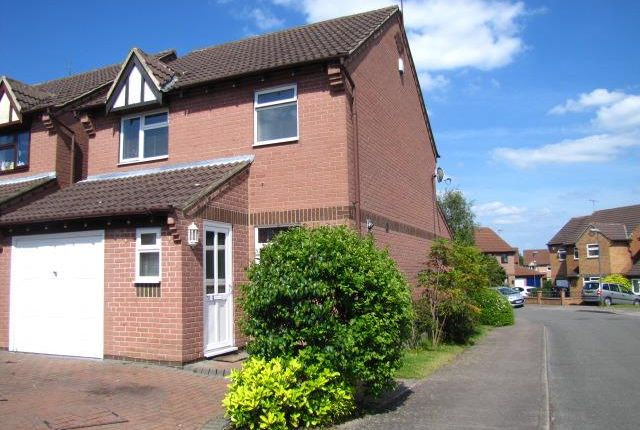 Thumbnail Detached house to rent in Marlow Crescent, West Hallam, Ilkeston