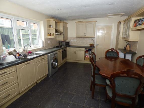 Kitchen Diner of Vicarage Road, Off Long Lane, Halesowen, West Midlands B62
