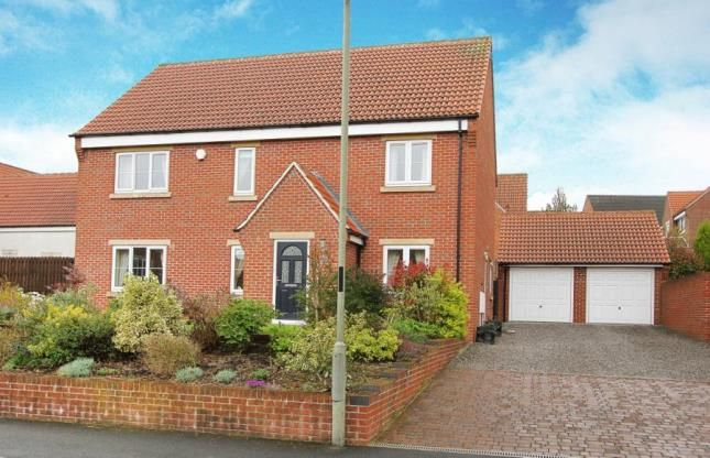 4 bed detached house for sale in Oxcroft View, Stanfree, Chesterfield, Derbyshire