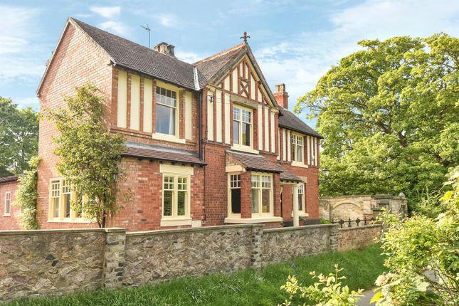 Thumbnail Detached house for sale in Kirk Lane, Walkington, Beverley