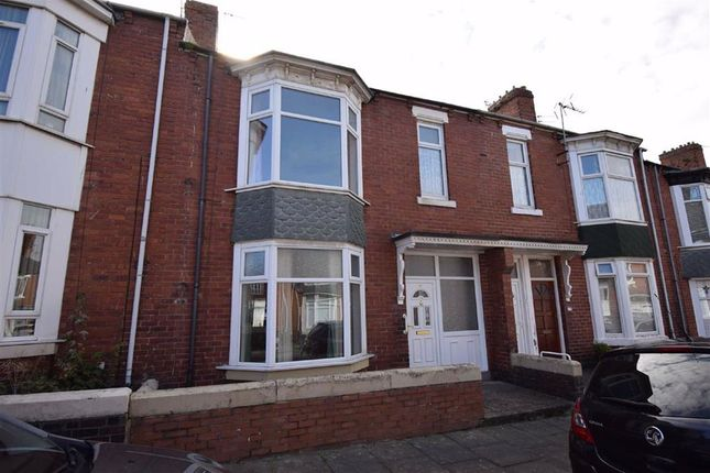 Thumbnail 3 bed terraced house for sale in Crofton Street, South Shields